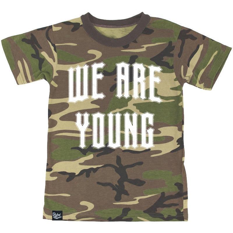 We Are Young Camo
