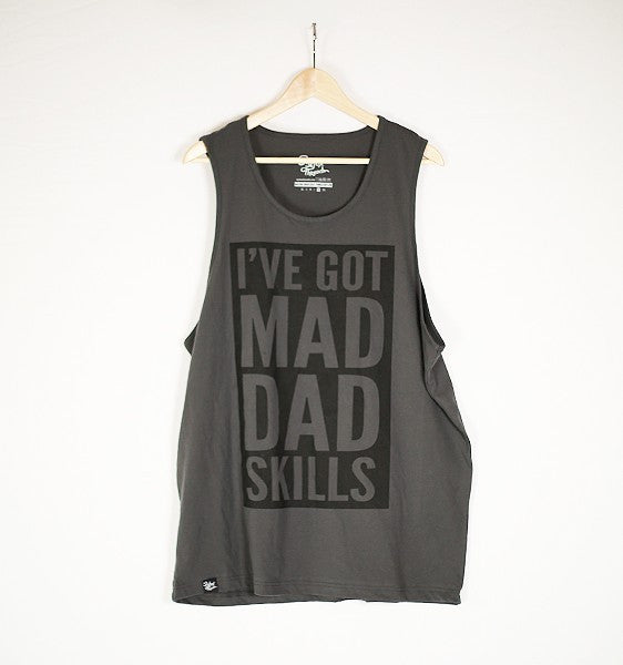 Mad Dad Skills Tank - 'CLearance' Small Only