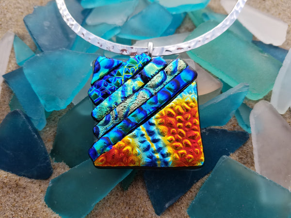 Glass Pendant #12