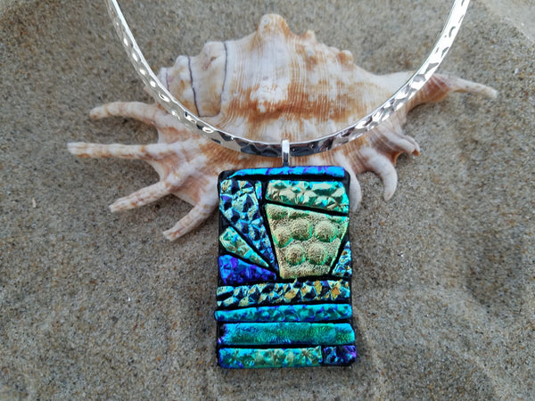 Glass Pendant #37