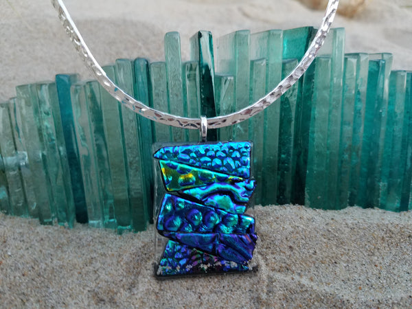 Glass Pendant #39