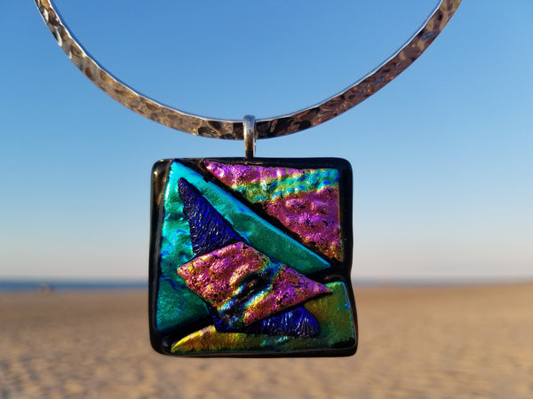 Glass Pendant #3