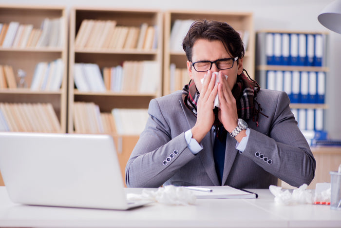 Is Your Workplace, School or Home Making You Sick?