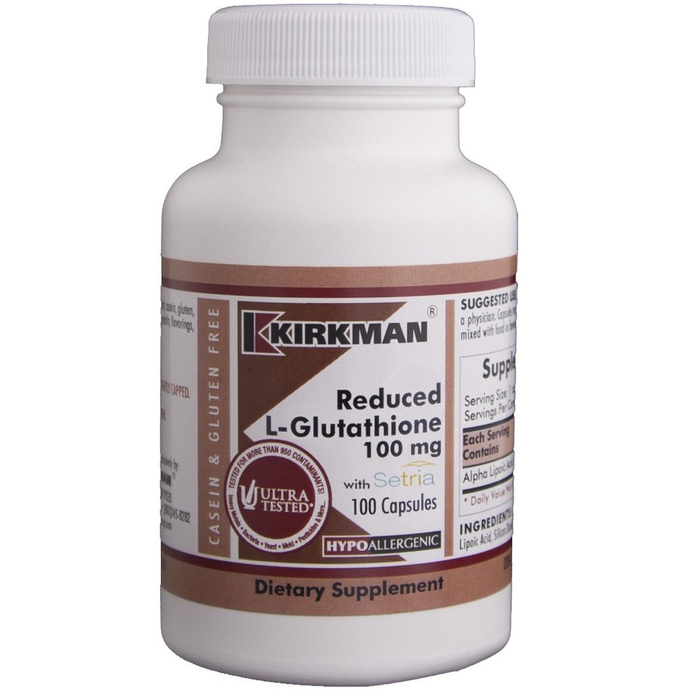 Reduced L-Glutathione 100 mg