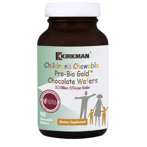 Children's Chewable Pro-Bio Gold™ Chocolate Wafers