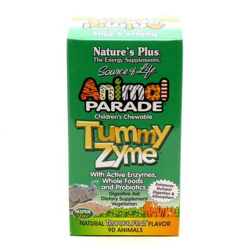 TummyZyme -  Animal Parade