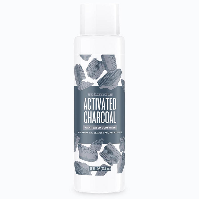 Activated Charcoal Body Wash