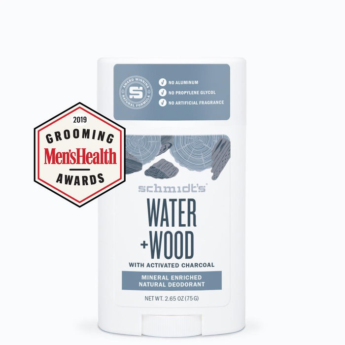 Schmidt's Water & Wood Deodorant