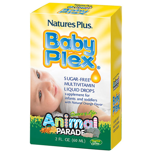 Baby Plex Multi-Vitamin Liquid