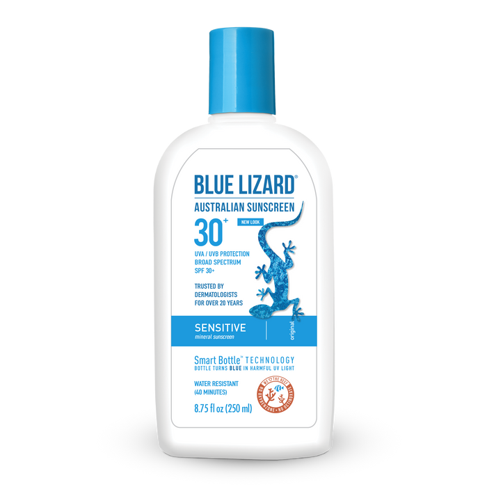 Blue Lizard Australian Sunscreen Sensitive