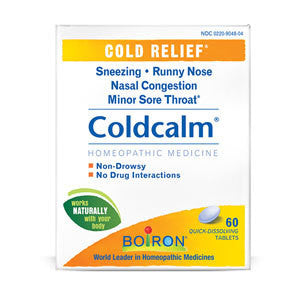 ColdCalm (quick dissolve tablets)