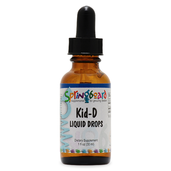 "Vitamin D3 Liquid - ""Kid-D"" (400 IU)"