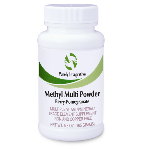 Methyl Multi Powder (Pomegranate)