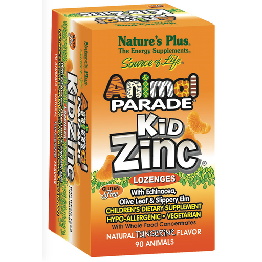 KidZinc -  Animal Parade Chewable
