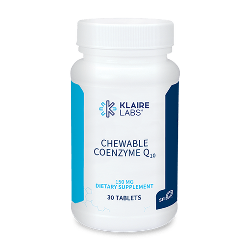 Chewable CoEnzyme Q10 (150 mg)