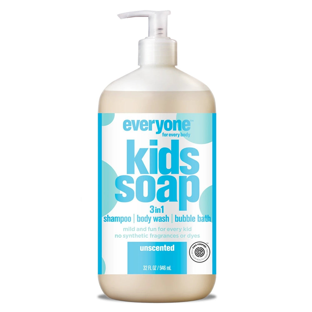 Everyone™ For Kids 3-in-1 Unscented