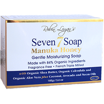 7 Soap Manuka Honey