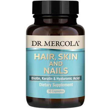 Dr. Mercola Hair, Skin and Nails