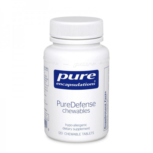PureDefense chewables- This product is currently on back order until 3/20/20 - We will ship as soon as we receive!
