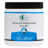 Reacted Magnesium Powder