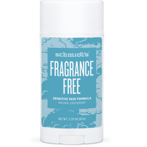 Schmidt's Sensitive Skin Deodorant Stick FRAGRANCE-FREE