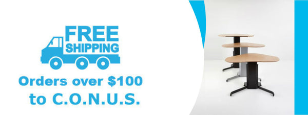 The Stand 4 Health Free Shipping to Continental United States Policy