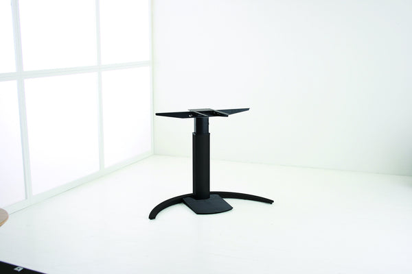 Electric Height Adjustable Crescent Shaped Standing Desk 501-19 8B120