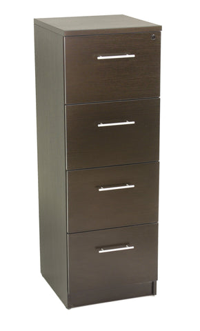 4 Drawer Vertical Filing Cabinet 119204