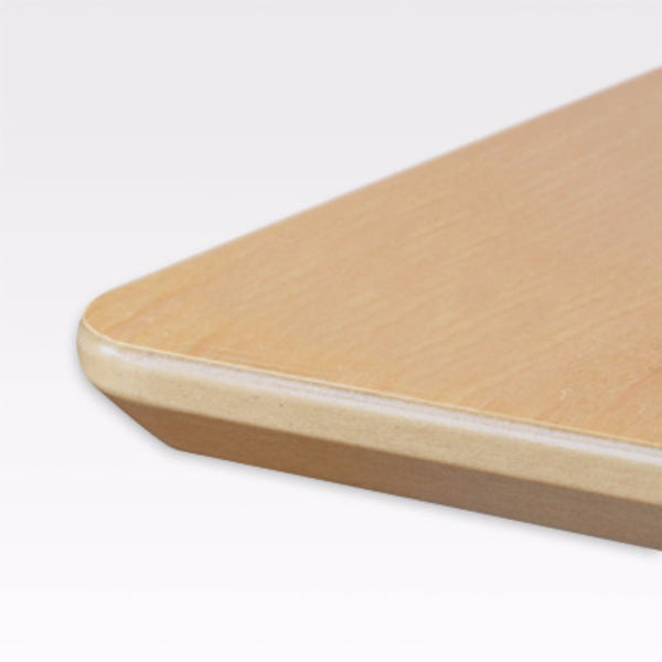 Rectangular Tabletop 3mm Edge Band Melamine