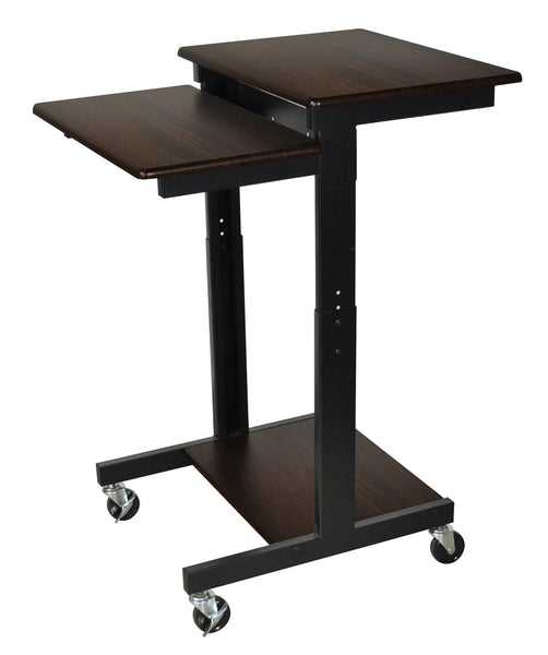Height Adjustable Presentation Standing Workstation PS3945-W