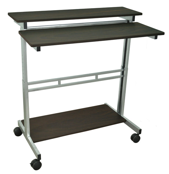 "Height Adjustable Standing Workstation STANDUP-40""-DW"