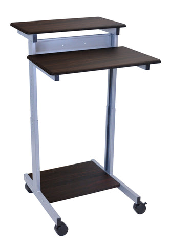 "Height Adjustable Presentation Standing Workstation STANDUP-24""-DW"