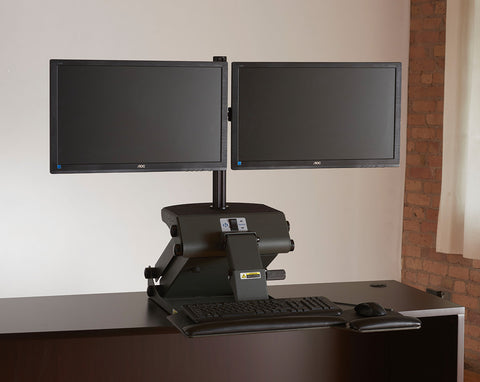 Articulated Dual Monitor Arms 6912 For Taskmate Executive & Journey