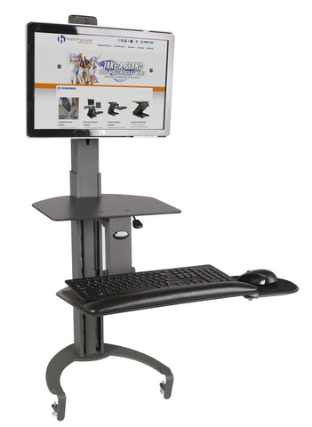 The TaskMate Go Sit-Stand Desk 6300