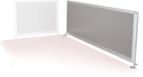 Porcelain & Pebbles Vinyl Lt Quarry 901 Series Whiteboard Panels