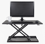 Adjustable Desktop Desk Level Up Pneumatic Lectern LVLUP32