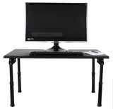 "Standing Desk with Foldable Legs STAND-SD32""F Desktop"
