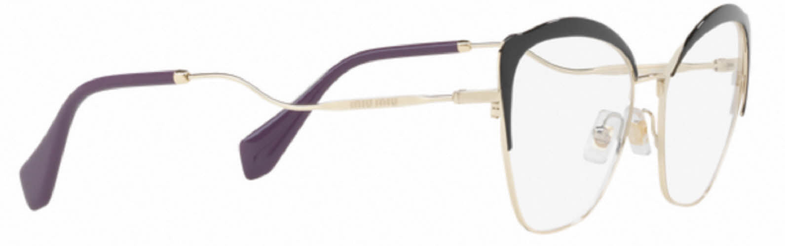 miu miu sunglasses and eyeglasses frames are a part of the family of a brand that is known worldwide for its exceptional clothing design and fabrication - Miu Miu Glasses Frames