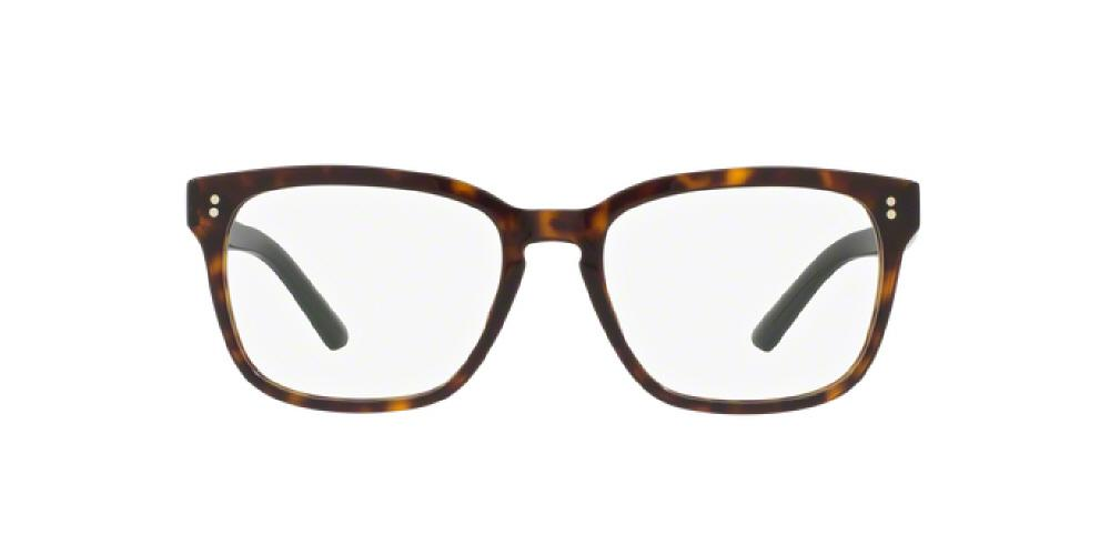 e28480837ebe 3pm view of Burberry Eyeglasses - TAILORING BE2225 3397 55 DARK TORTOISE  HAVANA CLEAR DEMO LENS