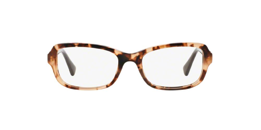 8dbad6ada03 3pm view of Coach Eyeglasses - DOWNTOWN CAT EYE HC6075Q 5322 50 PEACH  HAVANA TORTOISE DARK