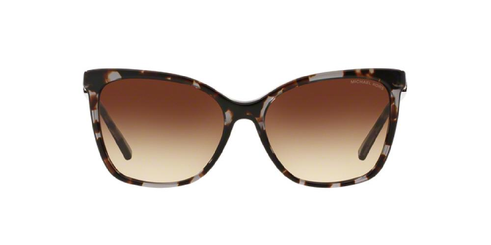 9d30d3ce1eab9 3pm view of Michael Kors Sunglasses - SABINA II GLAM MK6029 310713 56 GRADIENT  BLACK HAVANA