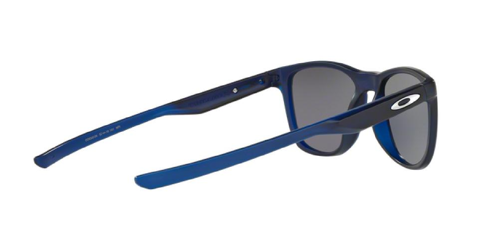 bed7c05564 1pm view of Oakley Sunglasses - TRILLBE X OO9340 934004 52 MIRROR MATTE  TRANSPARENT BLUE II