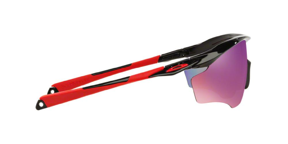490e449d1a300 12pm view of Oakley Sunglasses - M2 FRAME XL OO9343 934308 45 POLISHED BLACK  PRIZM ROAD