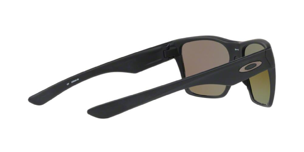 8a9bc73a4f 1pm view of Oakley Sunglasses - TWOFACE XL OO9350 935005 59 POLARIZED  MIRROR MATTE BLACK SAPPHIRE