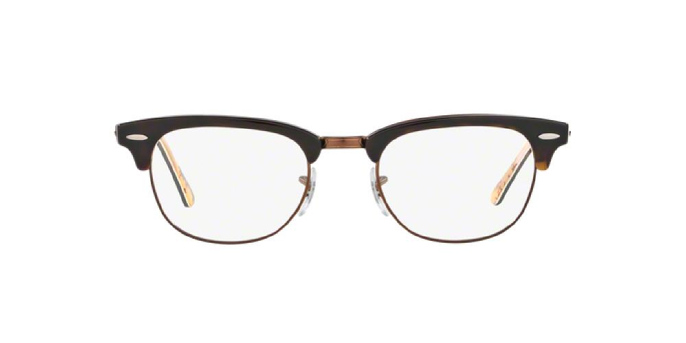 0f0495f4ad8c ... france 3pm view of ray ban optical eyeglasses clubmaster icons rx5154  5650 51 tortoise havana c233a