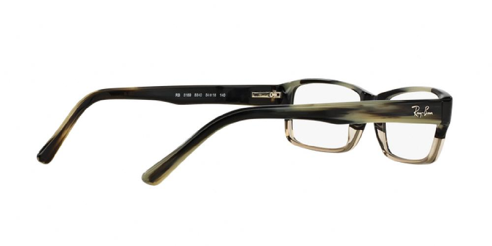 c8585514946e9 1pm view of Ray-Ban Optical Eyeglasses - HIGHSTREET RX5169 5540 54 GREY  HORN GRADIENT