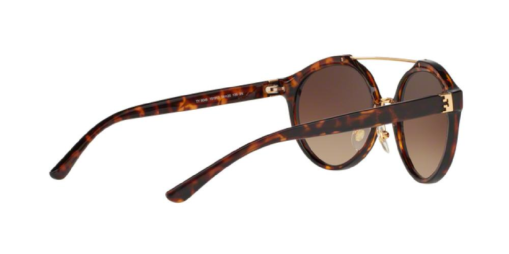 7d0e4f2523 1pm view of Tory Burch Sunglasses - Classic(TY) TY9048 151913 54 GOLD  GRADIENT