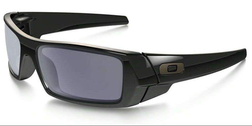 Oakley Gascan Polished Black with Grey Lens oo9014 03-471