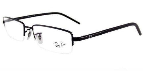 Ray Ban Eyeglass Black Frame RB 6245E 2509 Sz 51mm