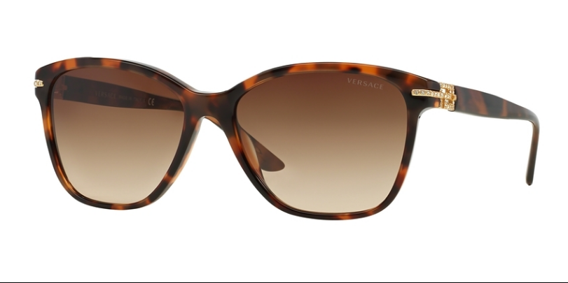 Versace VE 4290B 944/13 57 mm Havana Brown Gradient